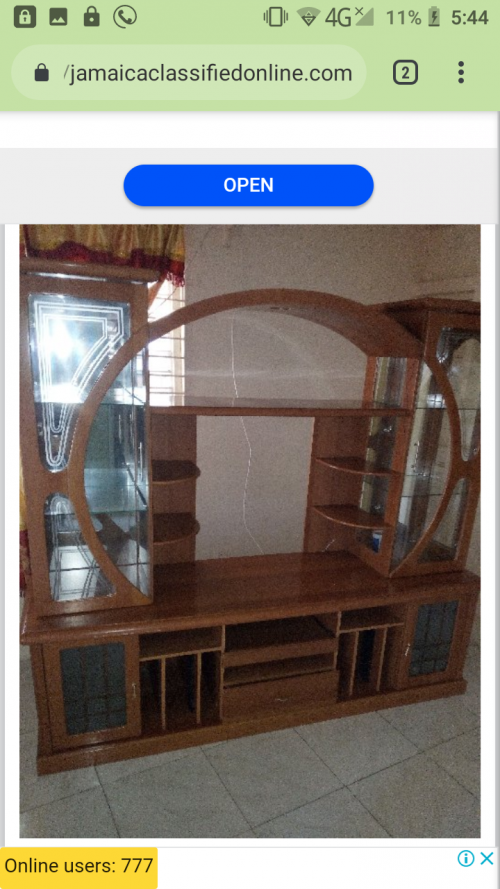 Entertainment Center $35,000 Only Serious Buyers