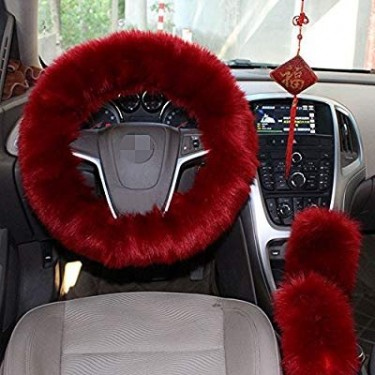 Fancy Steering Wheel Covers For The Fancy Ladies