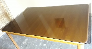 Table Top Glass.Half Inchx35x57