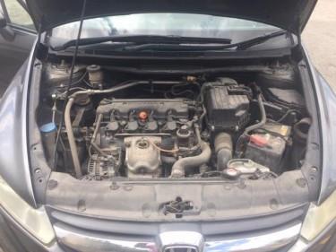 Honda Stream 2010 (2000cc)