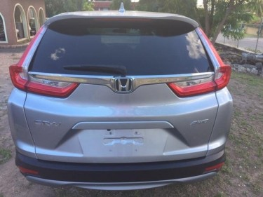 Honda Crv 2018 (newly Imported)