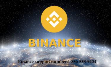 Binance Support Number +1 [(856) 558-9404] Blockch