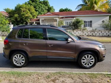 2014 Volkswagen Tiguan – $3,250,000