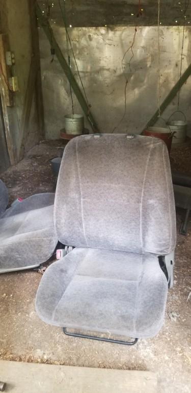 Toyota Corolla Seats