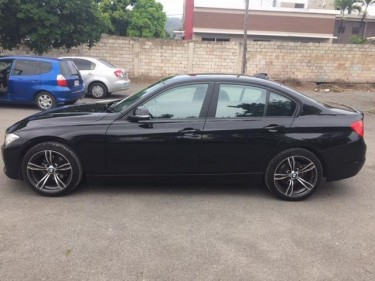 Bmw 2014 320i (twin Turbo)
