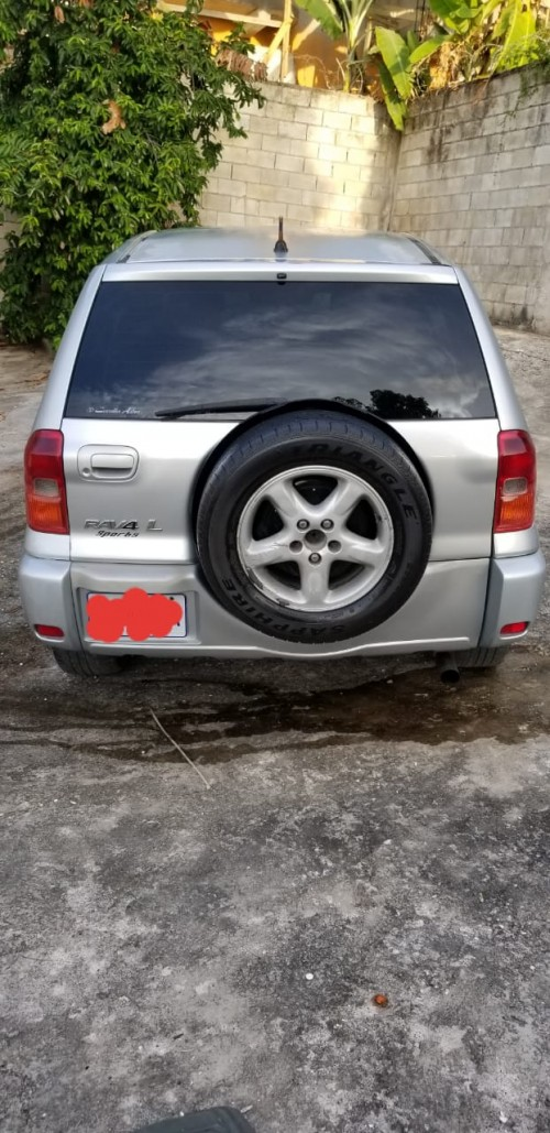 Toyota Rav4 In Excellent Condition Year 2000