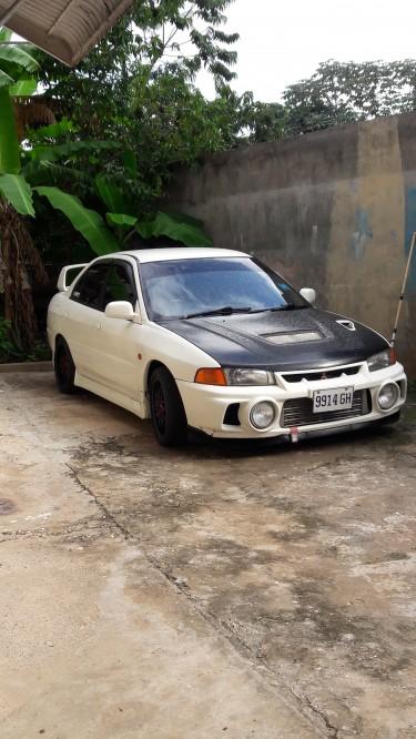 1997 Mitsubishi Evolution IV
