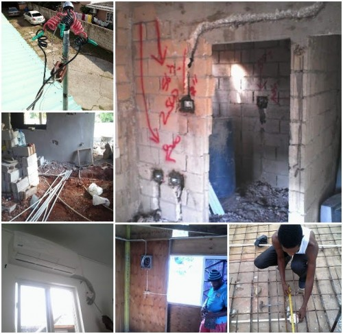 Electrician And Ac Installation