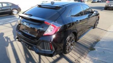 2018 Honda Civic Sport 4dr Hatchback CVT