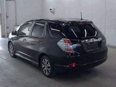 2013 Honda Fit Shuttle