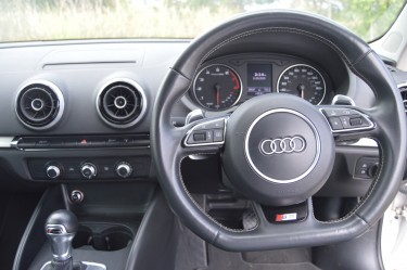 2016 Audi A3, 1.2Turbo