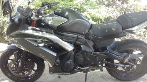 2015 Kawasaki Ninja CC 650