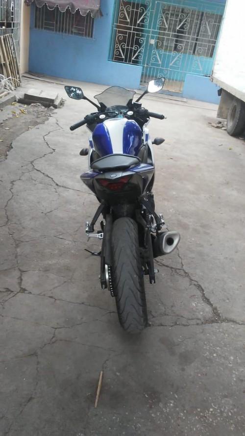 2016 Yamaha R3 CC320