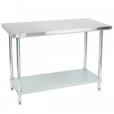 30x60 Stainless Steel Work Table