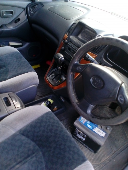 1998 Lexus RX300 Van Good Condition