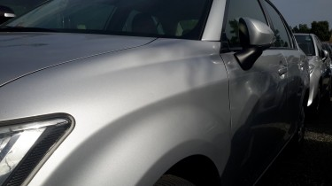 Toyota Corolla Axio (4wd) 2013+