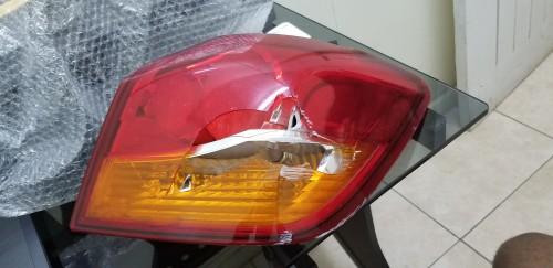 Mitsubishi ASX Backlight