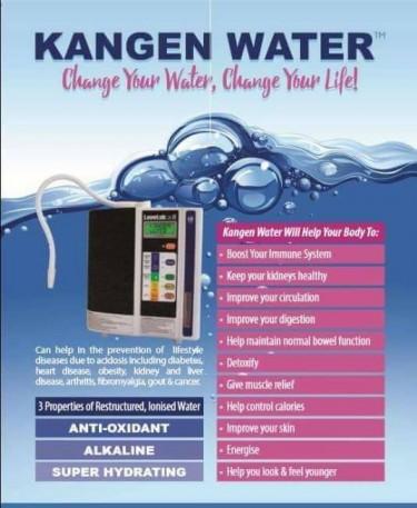 KANGEN WATER DELIVERY SERVICE (JAMAICA)