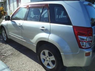 2006 4WD Suzuki Grand Vitara