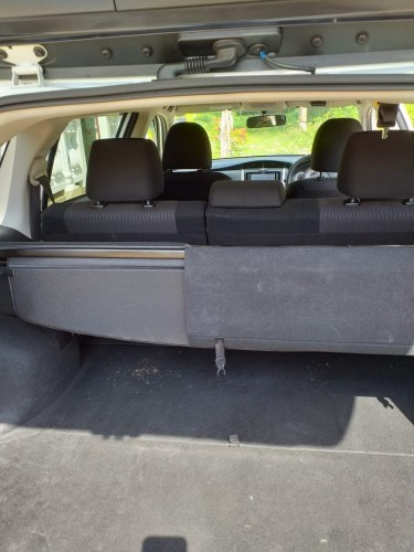 2013 Toyota Fielder 4wheeldrive