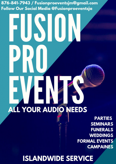 FUSION PRO EVENTS