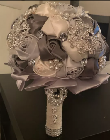 Wedding Bouquet And Decor