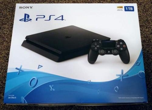 BRAND NEW PS4 SLIM 1TB
