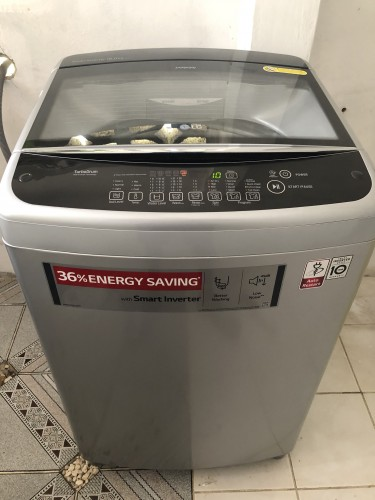 LG Turbo Drum ((Washing Machine))