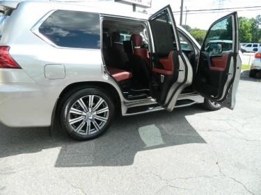 2016 Lexus LX 570 AWD 4dr SUV