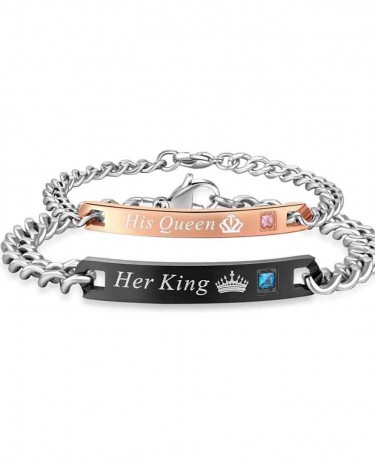 Brand New In Box Couple Bracelets Price $3000