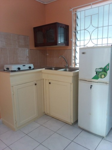 Self Contained 1 Bedroom Furnished