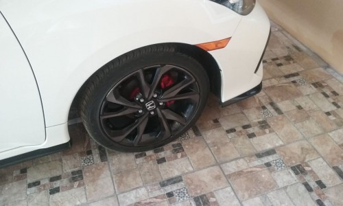 2017 Honda Civic American Type 123yf Fully Loaed