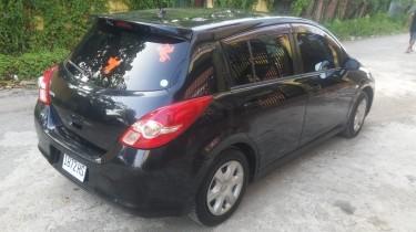 2009 Nissan Tida