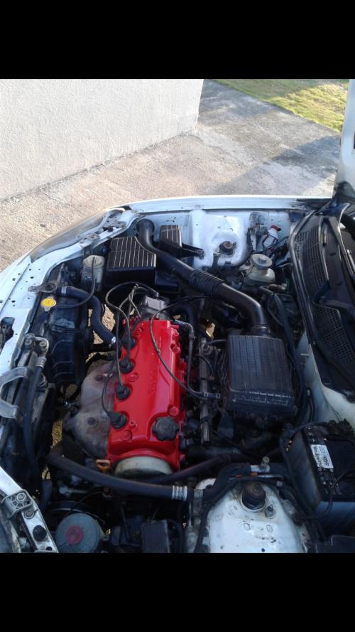 2000 Honda Civic Ferio EK3 (Virgin)