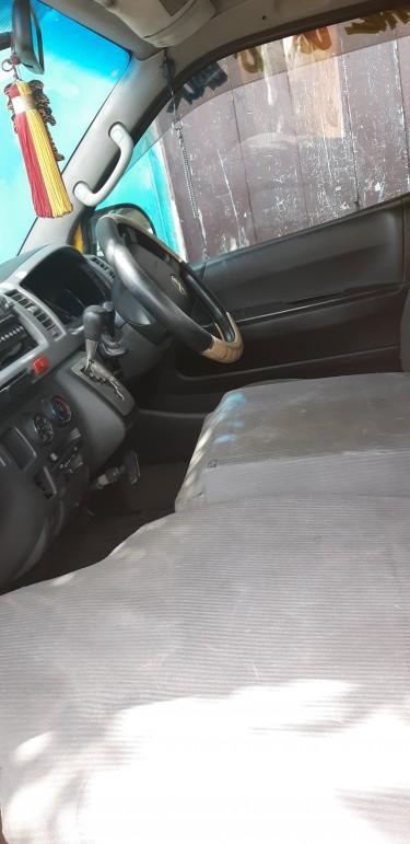 2010 Toyota Hiace 1kd Diesel Engine Turbo