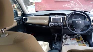 2014 Toyota Corolla Axio