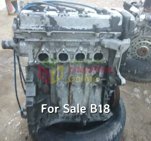 Honda Engines B18 D17 R18 for sale in May Pen Clarendon