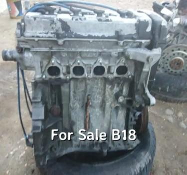 Honda Engines B18 D17 R18