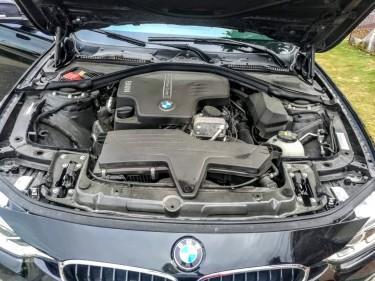 2016 BMW 325I