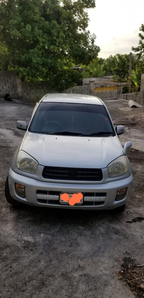 Toyota Rav4 In Excellent Condition 2000
