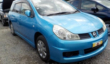 2010 Nissan Wingroad For Sale