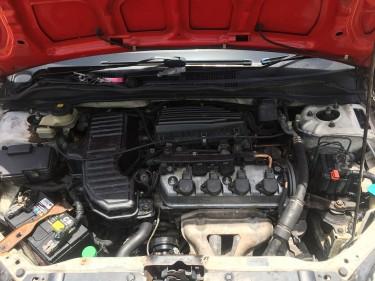 2003 Honda Civic (No Reasonable Offer Refused)