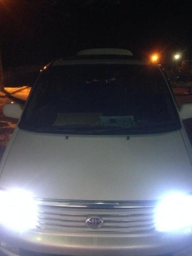 98 Toyota Hiace Reguis Custom Made