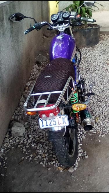 2016 Zuijiang Bike 200cc