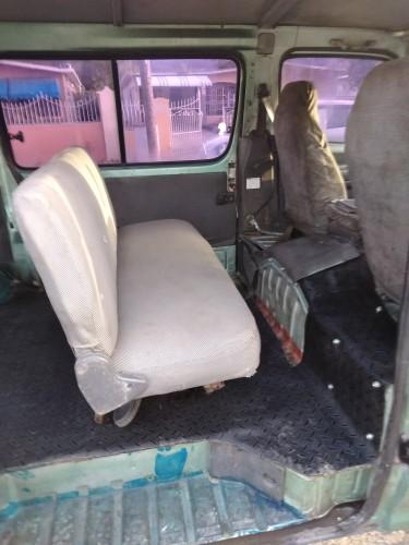 2001 Hiace Bus/Van