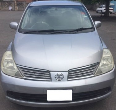 2007 NISSAN TIIDA LATIO