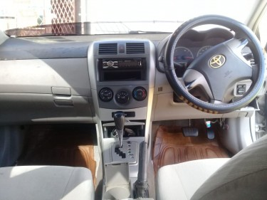 2007 Toyota Axio