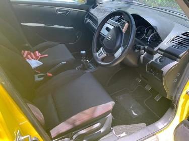 2014 Suzuki Swift Sport (Recent Import)