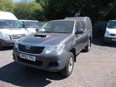 Toyota HILUX Double Cab 4WD
