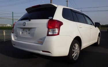 2013 Toyota Corolla Fielder